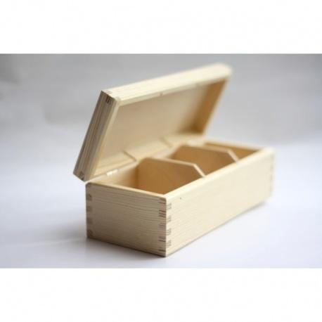 Designová krabička - třídílná