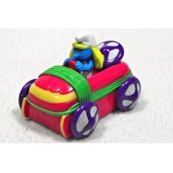 The Smurfs - Šmoulinka v autě