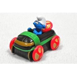 The Smurfs - Šmoula Koumák v autě