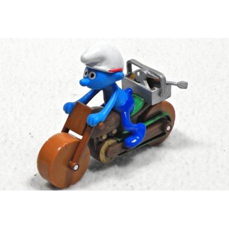 Šmoula Kutil na motorce