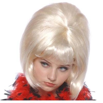Paruka retro blond