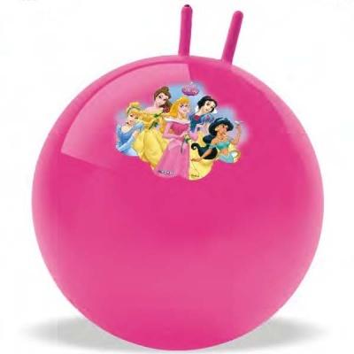 Skákací míč hopsadlo Princezny 50cm