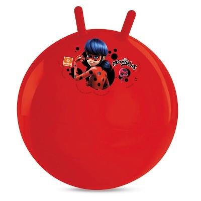 Skákací míč hopsadlo Miraculous - 50cm