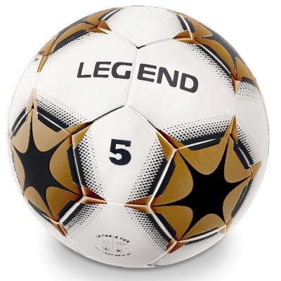 Fotbalový míč šitý Legend - bronzový
