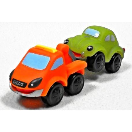 Tahač Iveco Ivi Trick-Track a Volkswagen Otto auto MotorTown