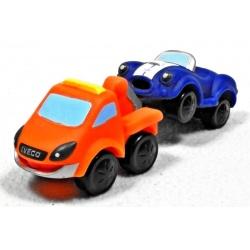 Tahač Iveco Ivi Trick-Track a Cobra Grizzly auto MotorTown