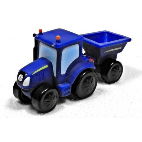 Traktor Gigi Trun-Trun s vlečkou Duo Pack MotorTown