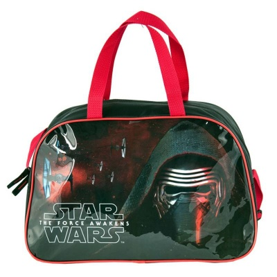 Dětská sportovní taška kabela Star Wars Hvězdné války Kylo Ren
