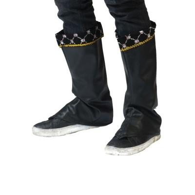 Škorně pirát - návleky na boty