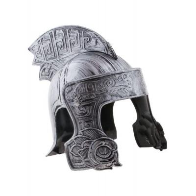 Helma bojovník - stříbrná