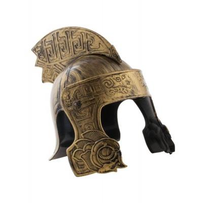 Helma bojovník - zlatá