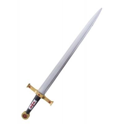 Meč rytíř křižák 62cm