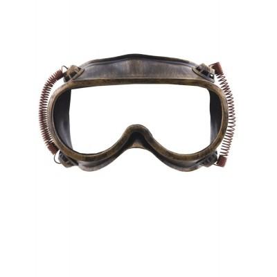 Brýle steampunk - s pružinami