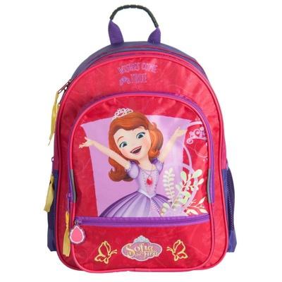 Školní batoh brašna červená Sofie První