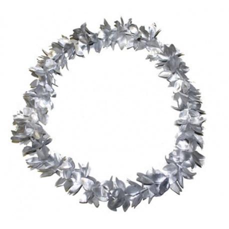 Havajský věnec - stříbrný