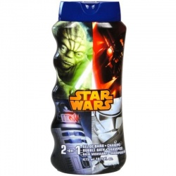 Star Wars 2v1 šampon a pěna do koupele 475ml