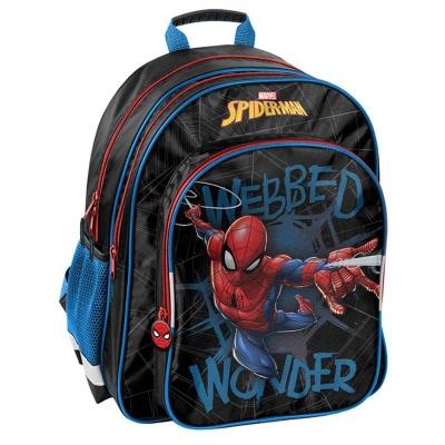 Školní dvoukomorový batoh Spiderman