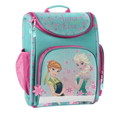 Luxusní školní batoh aktovka Frozen i pro prvňáčky