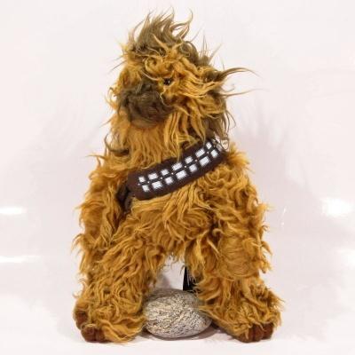 Textilní hračka Star Wars - Chewbacca