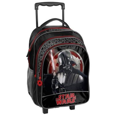 Cestovní batoh na kolečkách s vysouvací rukojetí Star Wars Hvězdné války