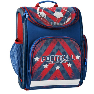 Luxusní školní batoh aktovka Fotbal i pro prvňáčky