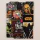 Tvarovaný notýsek A6 Star Wars