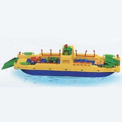 Velký trajekt 62 cm - lodička do vody