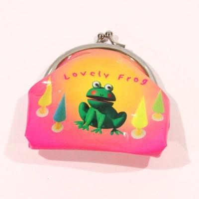 Dětská peněženka - žabka