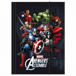 Desky s gumou Avengers