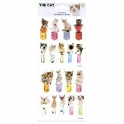 Samolepící záložky The Cat