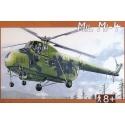 Vrtulník Mil Mi-4 1:72 Směr plastikový model ke slepení