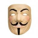 Maska Anonymous - gumová
