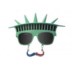 Párty brýle s knírkem - Socha svobody
