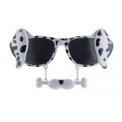 Brýle s knírkem pes