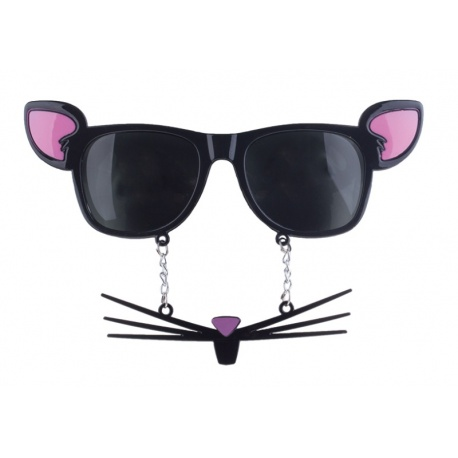 Brýle s knírkem myška