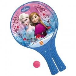 Pálky a míček plážový tenis Frozen Ledové království