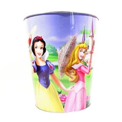 Dětský odpadkový koš Princezny