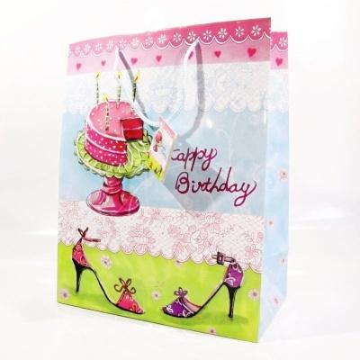 Dárková taška vetší - dort