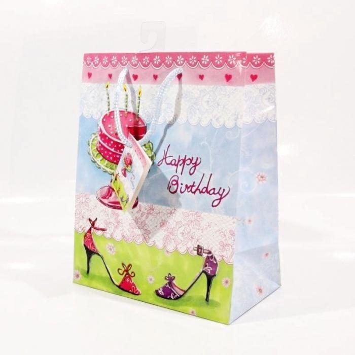 Dárková taška menší - dort
