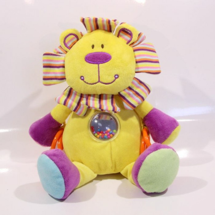 Plyšová hračka pro nejmenší - lvíček