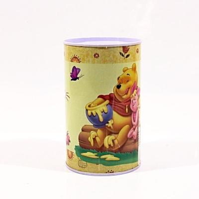 Pokladnička menší - Medvídek Pú žlutá