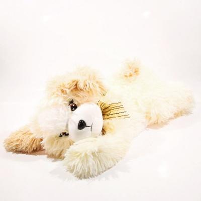 Plyšový pes - ležící