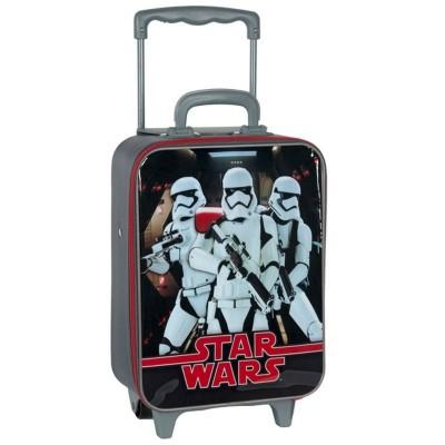 Dětský cestovní kufr zavazadlo Star Wars Hvězdné války