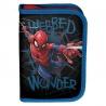 Penál s chlopní včetně vybavení Spiderman