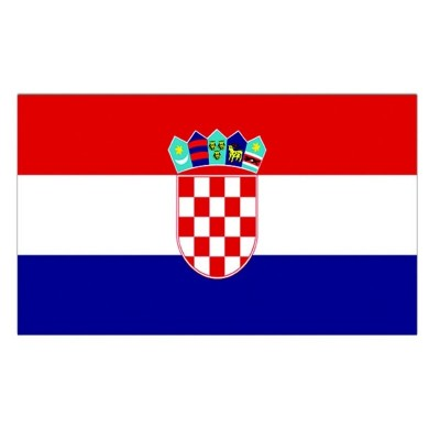 Vlajka Chorvatsko 150 x 90 cm
