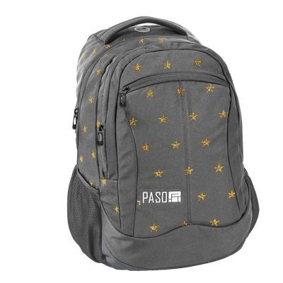 Studentský školní batoh brašna Gold stars