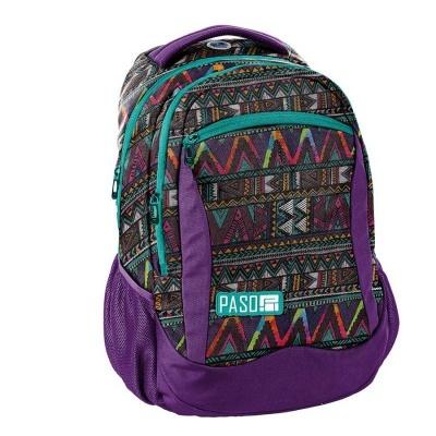 Studentský školní batoh brašna Azte