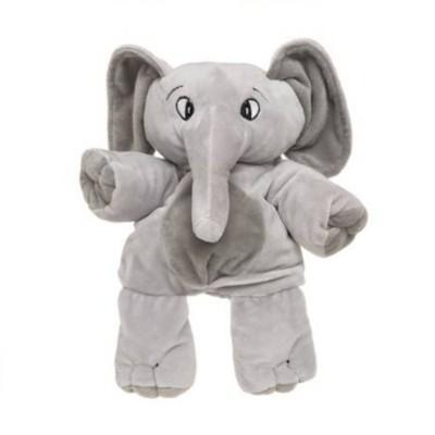 Plyšový maňásek - Slon