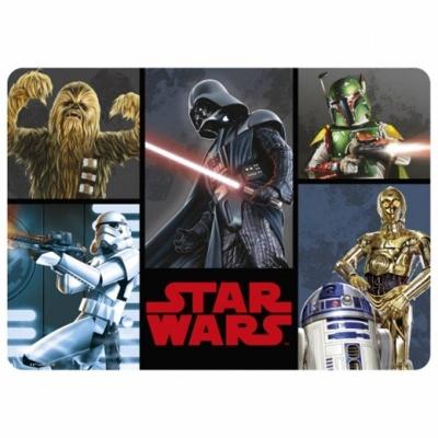 Podložka na jídelní stůl prostírání - Star Wars Dart Vader