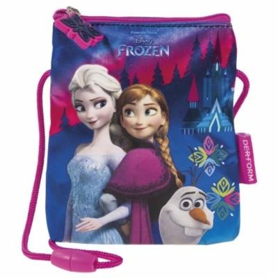 Kabelka - pytlík se šňůrkou - Frozen